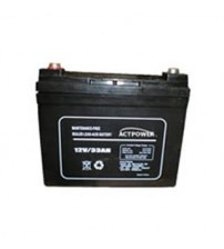 BATERIA ACT POWER 12V 33A - AP1233