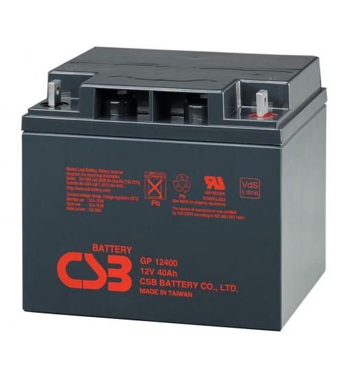 Bateria CSB 12v 40AH - GP12400