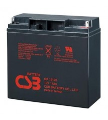 Bateria CSB 12v 17AH - GP12170