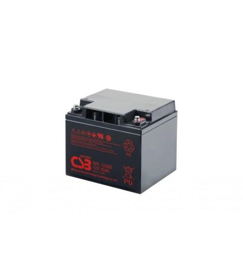 Bateria CSB 40.0Ah  12 V - GPL12400