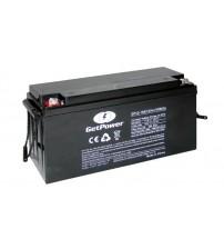 BATERIA VRLA GET POWER 12V 150ah – GP12150