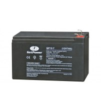 BATERIA VRLA GET POWER 12V 7ah GP127