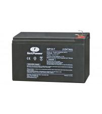 BATERIA VRLA GET POWER 12V 7ah GP127