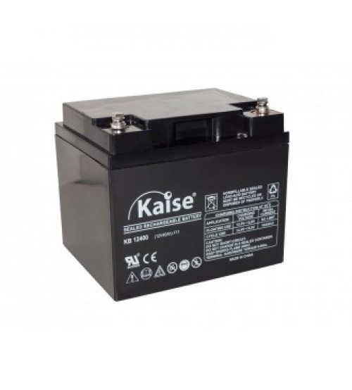 Bateria KAISE Standard (12V – 40Ah) - KB12400