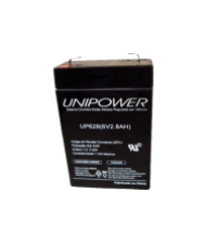 BATERIA VRLA 6 VOLTS 2,8 Ah - MODELO UP628