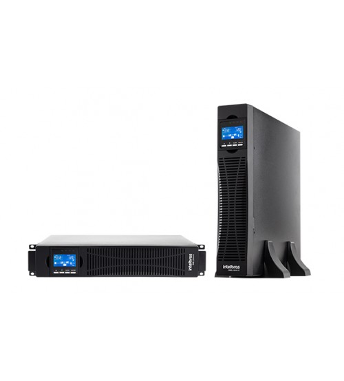 Nobreak - Intelbras - Nobreak Online Dupla Conversão - DNB RT 1500 VA MONO 120v - DNBRT1500VA120