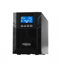Nobreak - Intelbras - Nobreak Online Dupla Conversão - DNB TW 1500 VA MONO 220v - DNBTW1500VA220