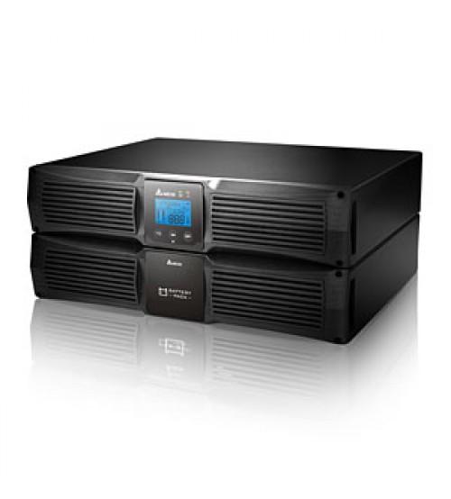 Nobreak Delta 1kVA (1000VA), Série RT, 220V Monofásico – UPS102R2RT0B0B1