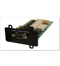 RELAY CARD AS/400 COMPATÍVEL COM DX 6 ~ 20 KVA - 730-50024-02P