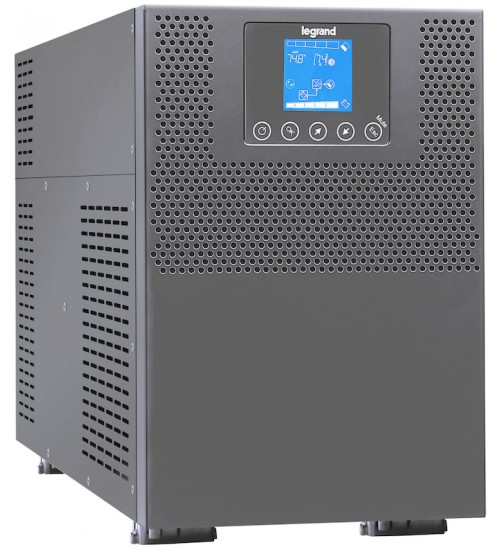 Nobreak - SMS - LEGRAND - Keor BR 3kVA TE: 220V TS: 110/220/110+110V - Isolado